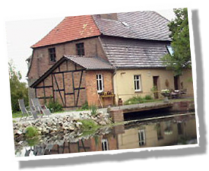 Kanow Mühle Haus Shop